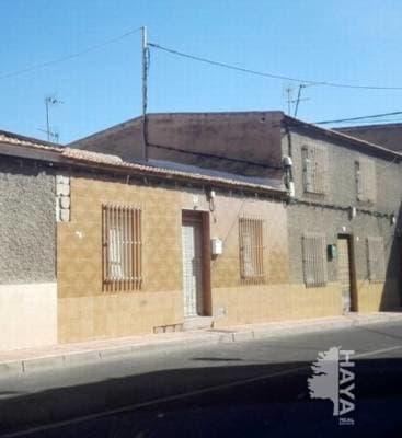 Casa en venta en Barrio los Manchegos, San Vicente del Raspeig/sant Vicent del Raspeig, Alicante, Calle Daimiel, 64.710 €, 3 habitaciones, 1 baño, 108 m2