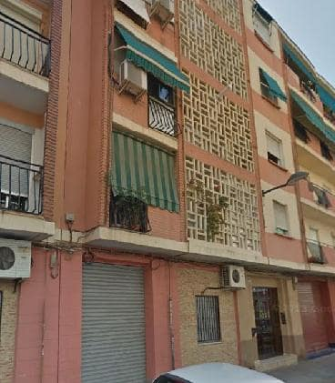 Piso en venta en Alaquàs, Valencia, Calle Hermanos Lluna, 38.700 €, 2 habitaciones, 1 baño, 68 m2