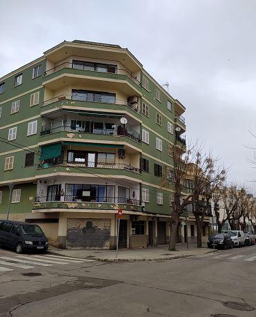Piso en venta en Crist Rei, Inca, Baleares, Avenida Alcudia, 84.000 €, 3 habitaciones, 2 baños, 92 m2