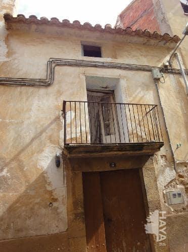 Casa en venta en Fabara, Zaragoza, Calle Zaragoza, 55.000 €, 4 habitaciones, 1 baño, 186 m2