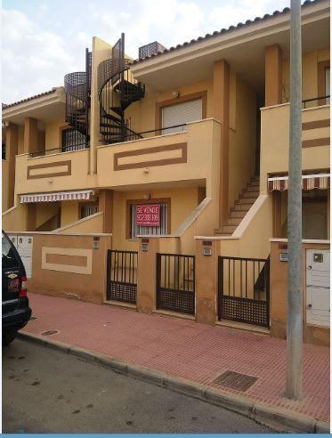Piso en venta en Los Alcázares, Murcia, Calle Segura, 72.000 €, 2 habitaciones, 1 baño, 58 m2