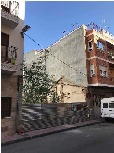 Suelo en venta en Pedanía de El Palmar, Murcia, Murcia, Calle Cocinilla, 54.825 €, 135 m2
