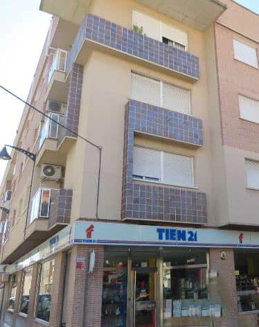 Piso en venta en Orilla del Azarbe, Santomera, Murcia, Calle Ingeniero Emiliano Saizar, 86.586 €, 3 habitaciones, 8 baños, 109 m2