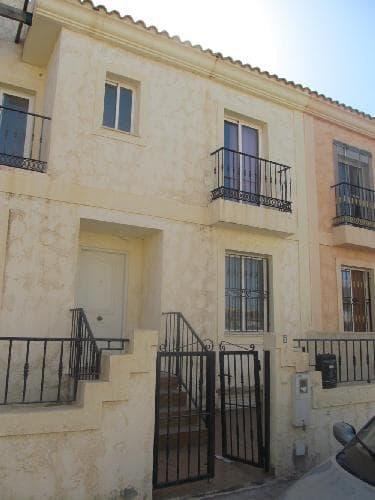 Casa en venta en Guazamara, Cuevas del Almanzora, Almería, Calle Vista Almagro, 57.316 €, 3 habitaciones, 2 baños, 131 m2