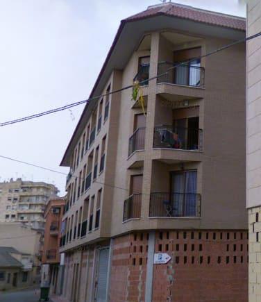 Piso en venta en Algaida, Archena, Murcia, Calle Virgen Milagrosa, 82.925 €, 3 habitaciones, 6 baños, 112 m2