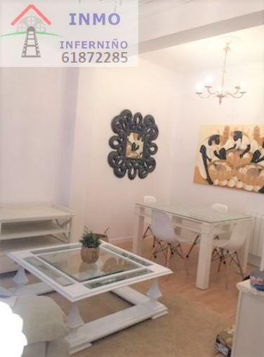 Piso en alquiler en Ferrol, A Coruña, Calle Pintor Bello Pineiro, 400 €, 2 habitaciones, 1 baño, 75 m2