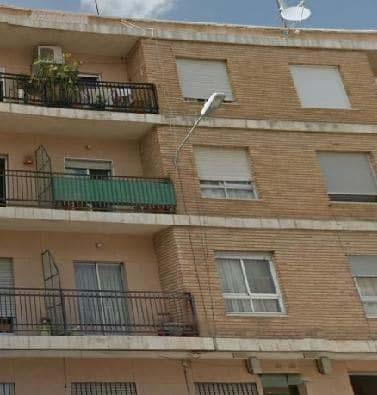 Piso en venta en Pego, Alicante, Calle Alcoy, 53.500 €, 3 habitaciones, 2 baños, 9999 m2