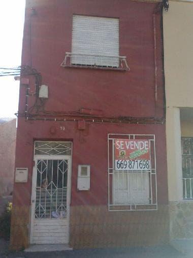 Casa en venta en Murcia, Murcia, Calle Cruceta, 17.100 €, 2 habitaciones, 1 baño, 86 m2