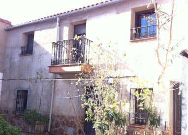 Casa en venta en Almadén, Ciudad Real, Calle Mayor de San Juan, 55.000 €, 4 habitaciones, 1 baño, 198 m2