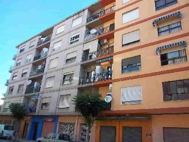 Piso en venta en Gata de Gorgos, Alicante, Avenida Marina Alta, 29.492 €, 3 habitaciones, 1 baño, 101 m2