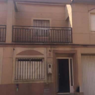 Piso en venta en Camporrobles, Camporrobles, Valencia, Calle Doctor Fleming, 87.300 €, 3 habitaciones, 2 baños, 134 m2
