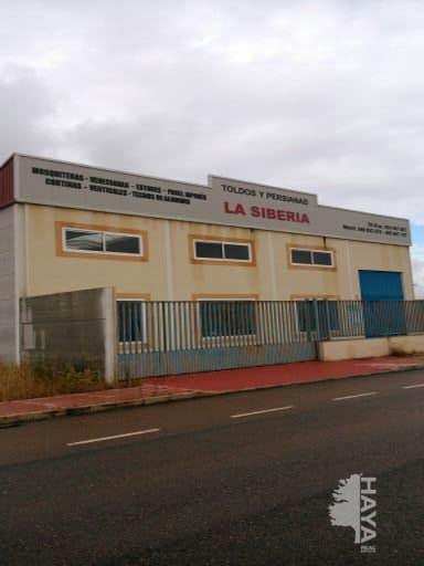Industrial en venta en Castuera, Badajoz, Calle Polígono Montepozuelo, 258.200 €, 821 m2