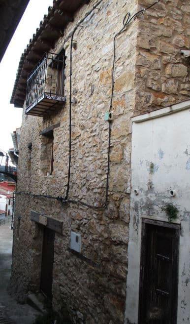 Casa en venta en Villafranca del Cid / Vilafranca, Villafranca del Cid/vilafranca, Castellón, Calle del Sol, 57.600 €, 3 habitaciones, 2 baños, 105 m2