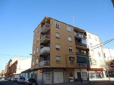 Piso en venta en Albacete, Albacete, Calle Escritor Ben Nasir, 57.412 €, 3 habitaciones, 1 baño, 81 m2