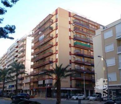 Piso en venta en Cullera, Valencia, Avenida Blasco Ibañez, 72.400 €, 2 habitaciones, 1 baño, 68 m2