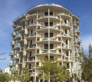 Piso en alquiler en Moncofa, Castellón, Calle Burgos, 420 €, 2 habitaciones, 1 baño, 83 m2