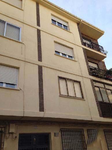 Piso en venta en Villarrobledo, Albacete, Calle Rosario, 38.659 €, 4 habitaciones, 1 baño, 109 m2