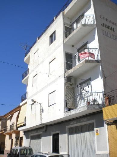Piso en venta en Albox, Almería, Calle Príncipe de Asturias, 47.453 €, 3 habitaciones, 1 baño, 105 m2