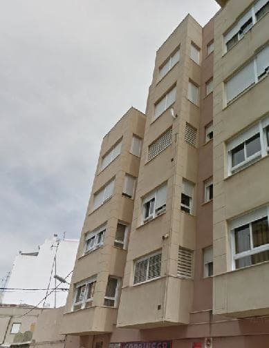 Piso en venta en Burriana, Castellón, Calle Canalejas, 130.000 €, 3 habitaciones, 2 baños, 159 m2