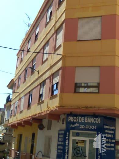 Piso en venta en Burriana, Castellón, Calle Pablo Iglesias, 31.681 €, 3 habitaciones, 1 baño, 56 m2