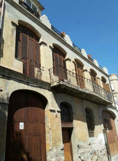 Piso en venta en Igualada, Barcelona, Calle Sant Roc, 113.716 €, 4 habitaciones, 1 baño, 172 m2