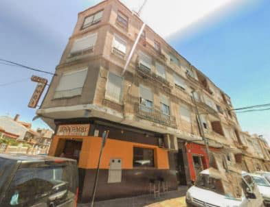 Piso en venta en Diputación de El Plan, Cartagena, Murcia, Calle Continental, 60.200 €, 1 baño, 55 m2