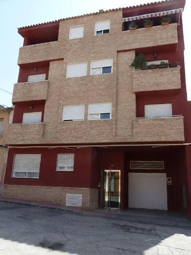 Piso en venta en Fábrica de la Pólvora, Murcia, Murcia, Calle Constitucion, 34.245 €, 1 habitación, 1 baño, 75 m2