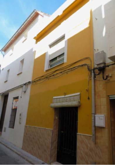 Casa en venta en Pego, Alicante, Calle Sant Francesc Xavier, 44.300 €, 4 habitaciones, 2 baños, 134 m2