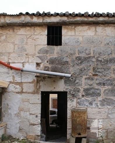 Casa en venta en Casa en Muro, Baleares, 54.105 €, 2 habitaciones, 1 baño, 110 m2