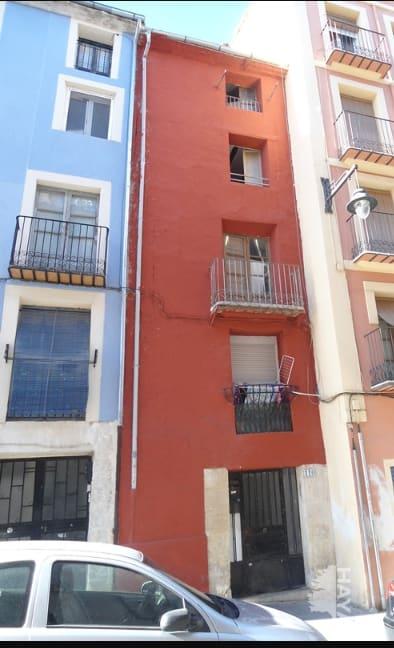 Piso en venta en Alcoy/alcoi, Alicante, Calle Sant Nicolau, 34.541 €, 2 habitaciones, 1 baño, 48 m2
