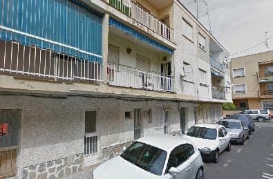 Piso en venta en San Javier, Murcia, Calle Carrión Valverde, 91.900 €, 4 habitaciones, 2 baños, 123 m2