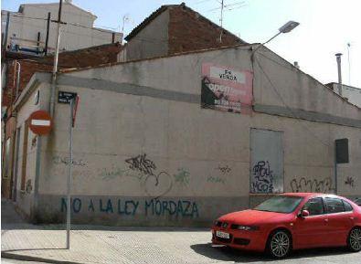 Suelo en venta en Pere Parres, Terrassa, Barcelona, Calle Transversal, 389.000 €, 287 m2