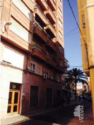 Piso en venta en Elda, Alicante, Calle Paquito Vera, 69.300 €, 4 habitaciones, 1 baño, 120 m2