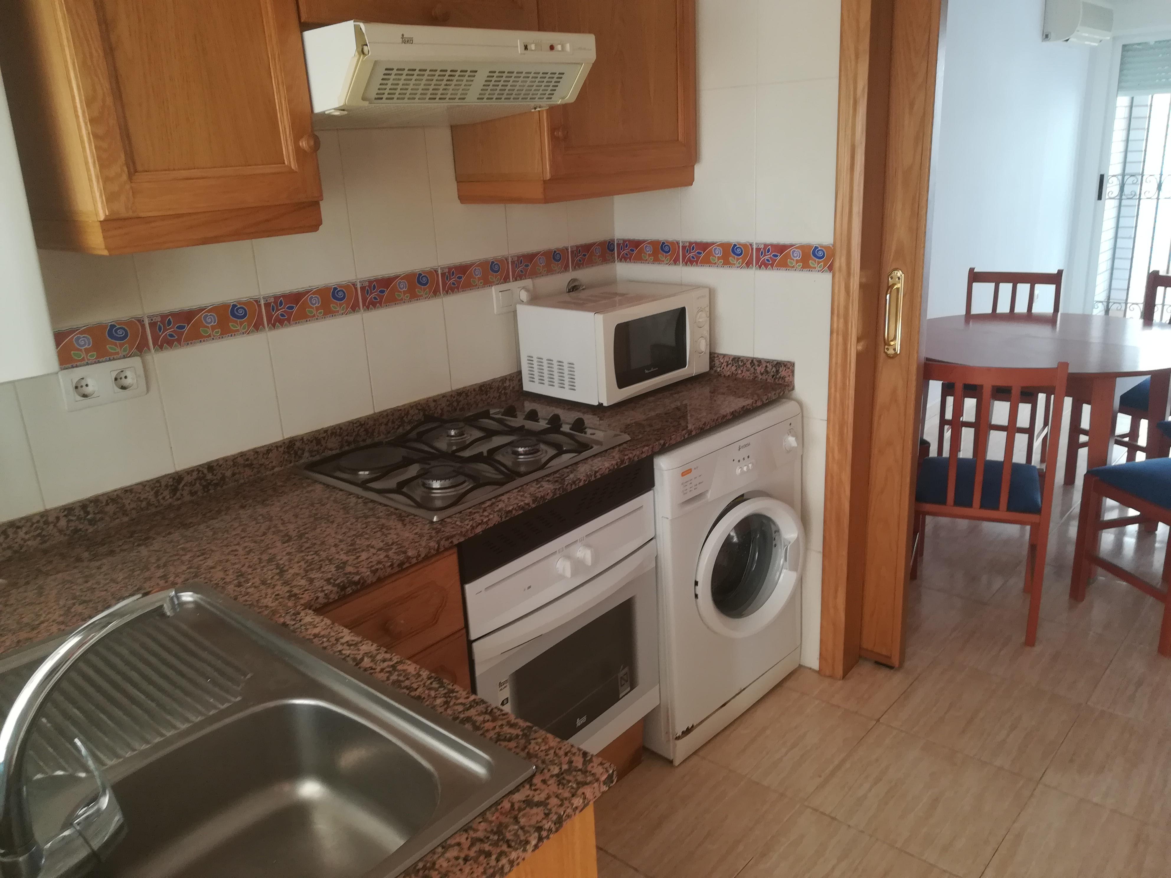 Piso en venta en Marina D´or, Oropesa del Mar/orpesa, Castellón, Calle Moscatell, 87.000 €, 2 habitaciones, 1 baño, 59 m2