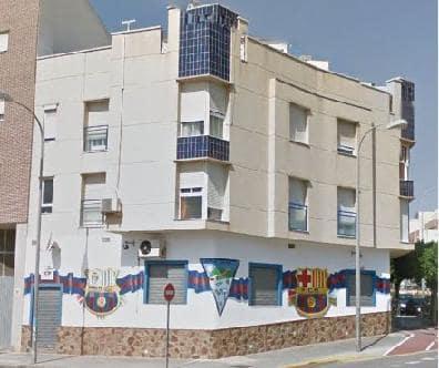 Piso en venta en El Ejido, Almería, Paseo de la Lomas, 59.220 €, 2 habitaciones, 1 baño, 66 m2