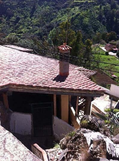 Casa en venta en Las Lagunetas, Vega de San Mateo, Las Palmas, Calle El Lomito, 98.700 €, 2 habitaciones, 2 baños, 186 m2