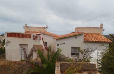 Casa en venta en Dénia, Alicante, Calle Xirimoia, 157.000 €, 5 habitaciones, 3 baños, 101 m2