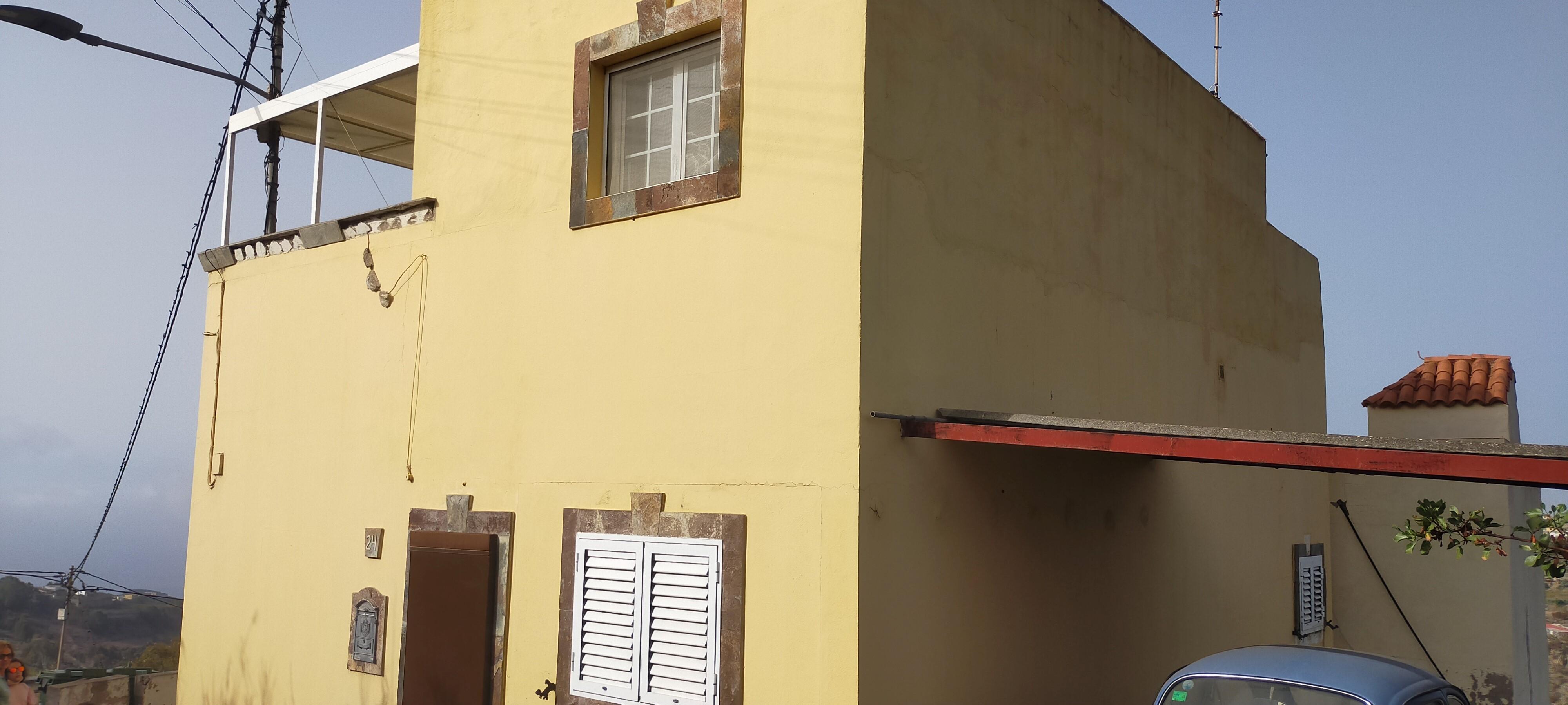 Piso en venta en Tres Palmas, Santa María de Guía de Gran Canaria, Las Palmas, Calle los Desaguaderos, 62.000 €, 3 habitaciones, 2 baños, 97 m2