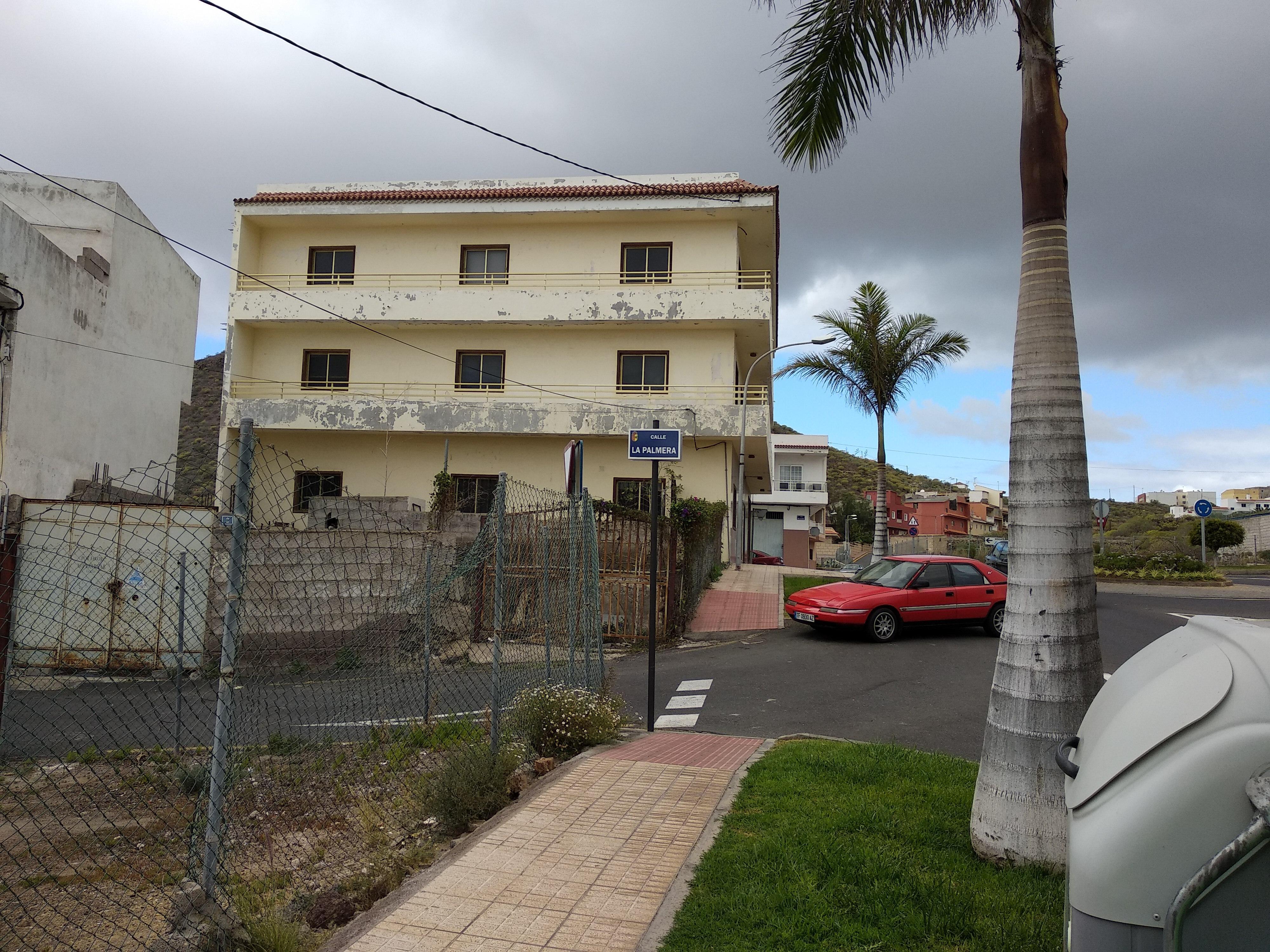 Suelo en venta en Cabo Blanco, Arona, Santa Cruz de Tenerife, Calle la Palmera, 51.000 €, 182 m2