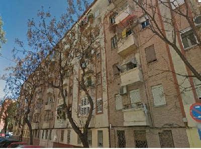 Piso en venta en Valencia, Valencia, Calle Ángel del Alcázar, 33.850 €, 3 habitaciones, 1 baño, 45 m2