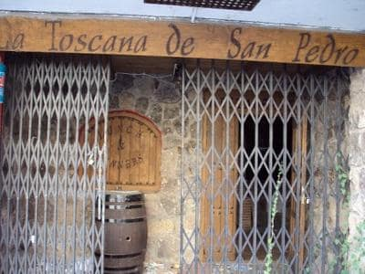 Local en venta en La Parra, Arenas de San Pedro, Ávila, Calle Florida, 46.980 €, 191 m2