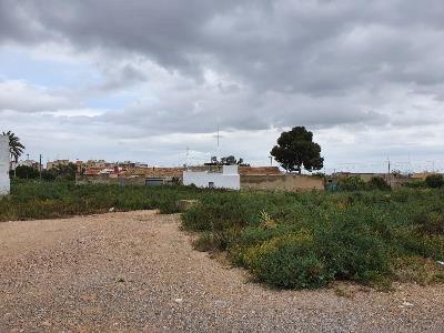 Suelo en venta en La Punyalà, Elche/elx, Alicante, Calle Polígono Carrus, 35.400 €, 595 m2