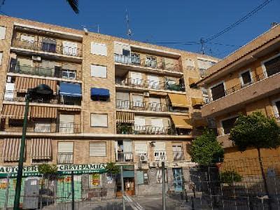 Piso en venta en El Realengo, Crevillent, Alicante, Calle Ribera, 36.224 €, 3 habitaciones, 1 baño, 98 m2