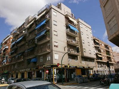 Piso en venta en Elche/elx, Alicante, Calle Gregorio Marañon, 92.842 €, 4 habitaciones, 2 baños, 111 m2