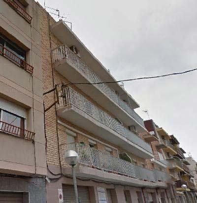 Piso en venta en Tarragona, Tarragona, Calle Nou, 43.700 €, 3 habitaciones, 1 baño, 63 m2