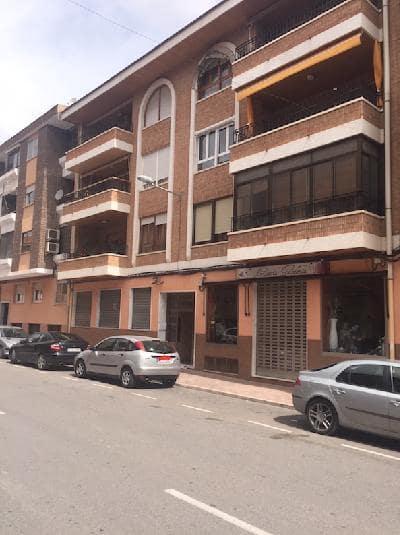 Piso en venta en Caudete, Albacete, Calle Atleta Antonio Amoros, 51.300 €, 3 habitaciones, 1 baño, 105 m2