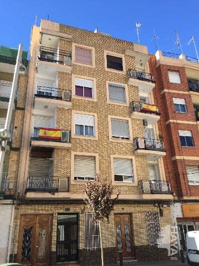 Piso en venta en Monte Vedat, Torrent, Valencia, Plaza San Jaime, 72.649 €, 3 habitaciones, 1 baño, 92 m2