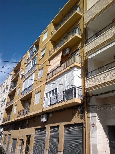 Piso en venta en Elda, Alicante, Calle Vicente Blasco Ibañez, 23.000 €, 3 habitaciones, 1 baño, 86 m2