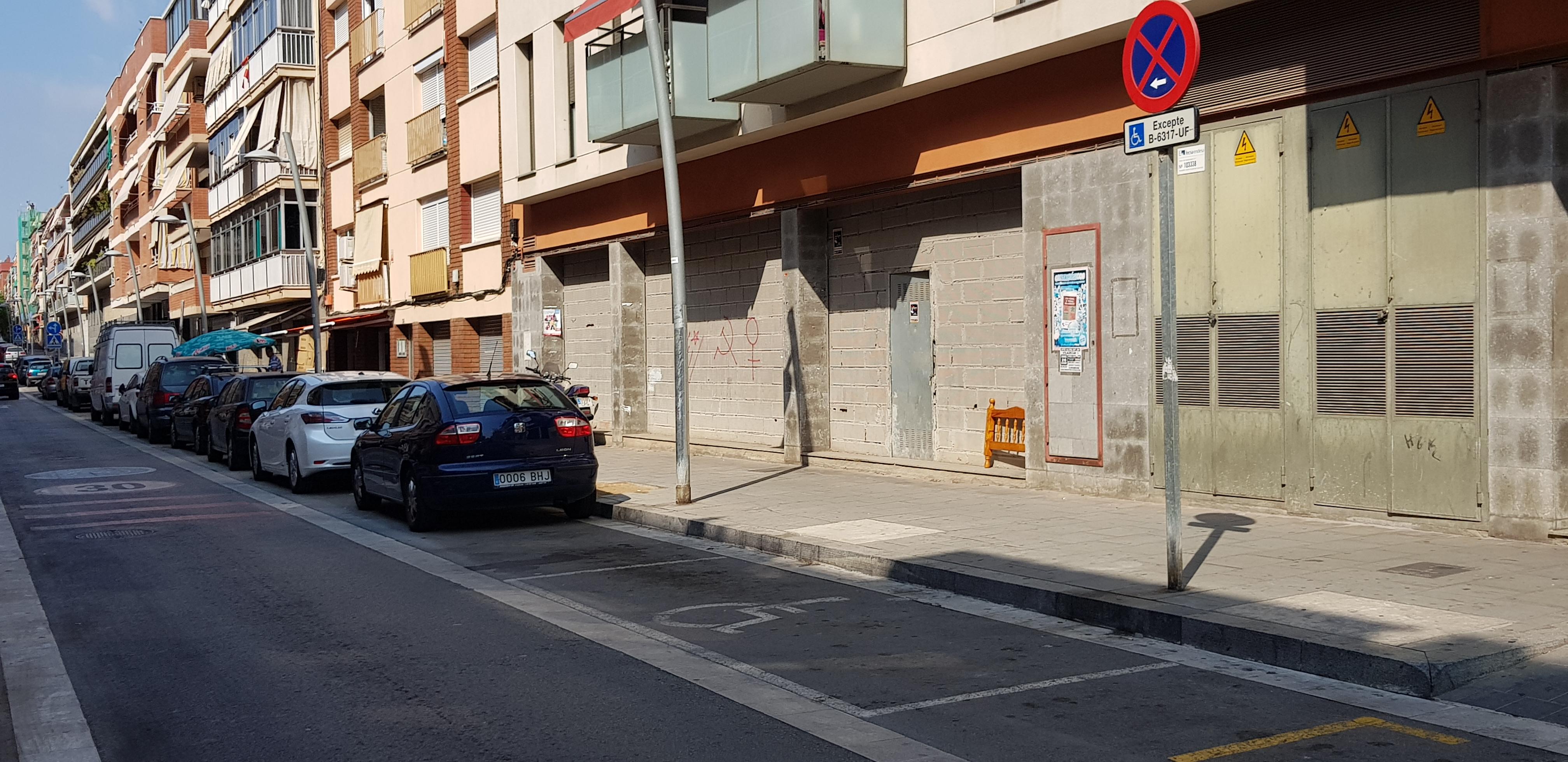 Local en venta en Viladecans, Barcelona, Calle Doctor Auget, 156.000 €, 165 m2
