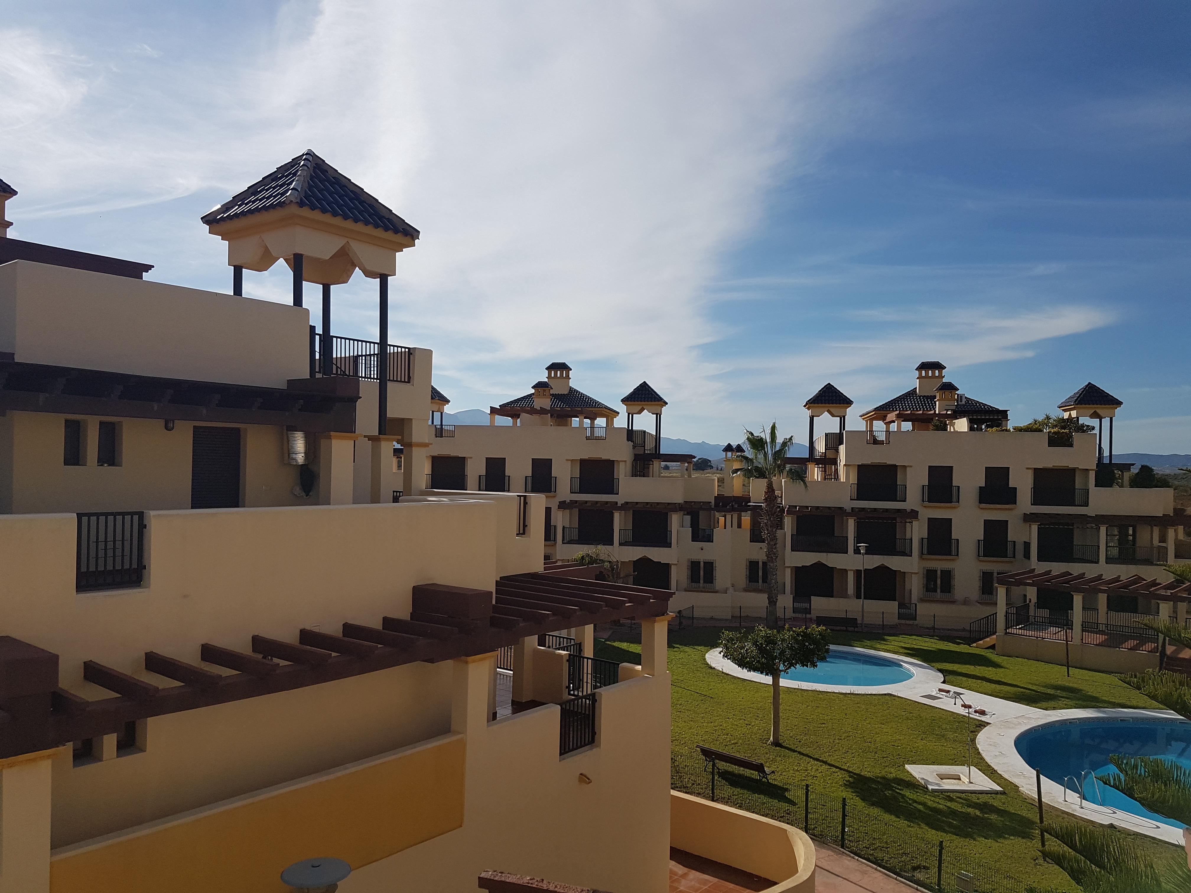 Piso en venta en Puerto del Rey, Vera, Almería, Avenida Puerto Rey, 119.000 €, 2 habitaciones, 2 baños, 93 m2